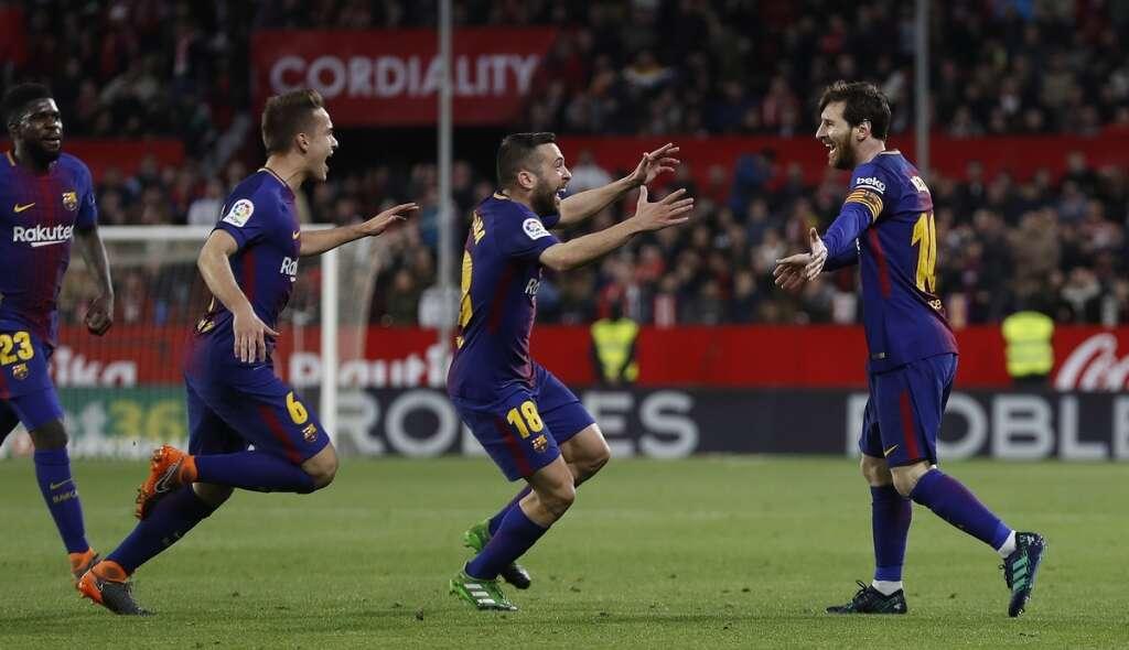 La Liga moves into post-Ronaldo era