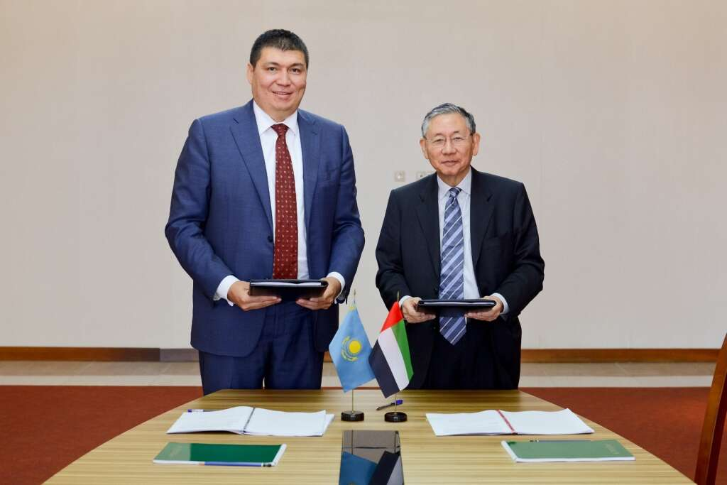 DIFC Courts to advise Astanas financial centre