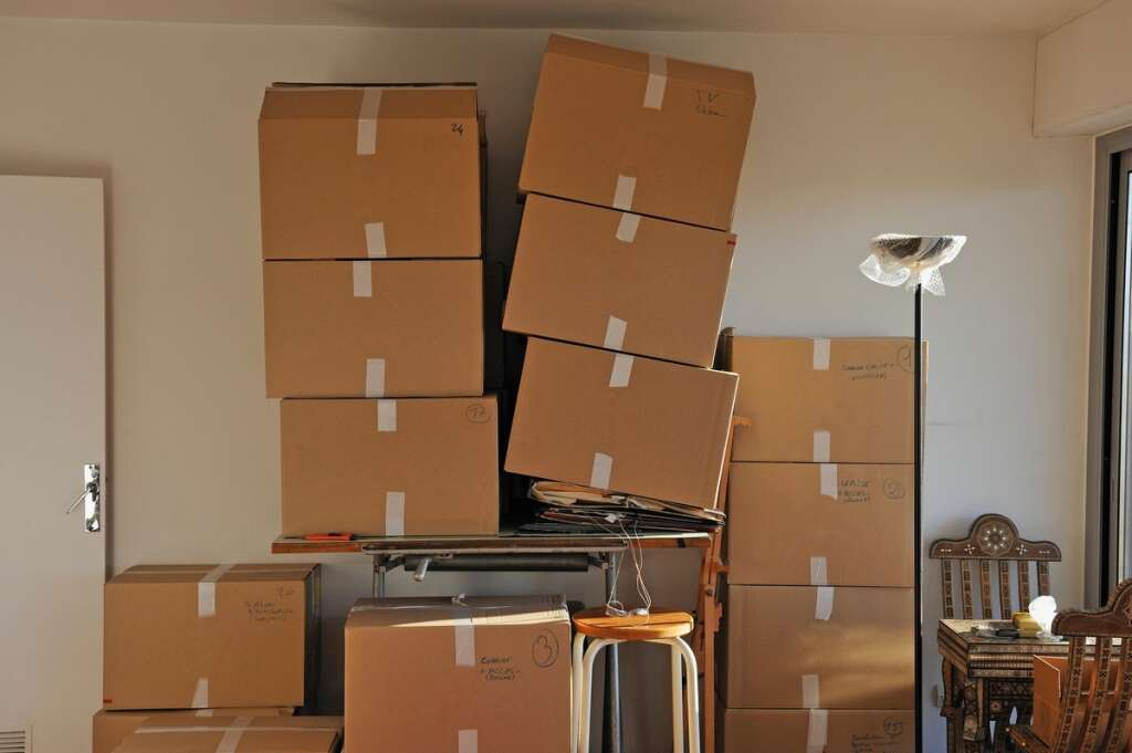 Covid-19, coronavirus, moving houses, shifting, movers and packers