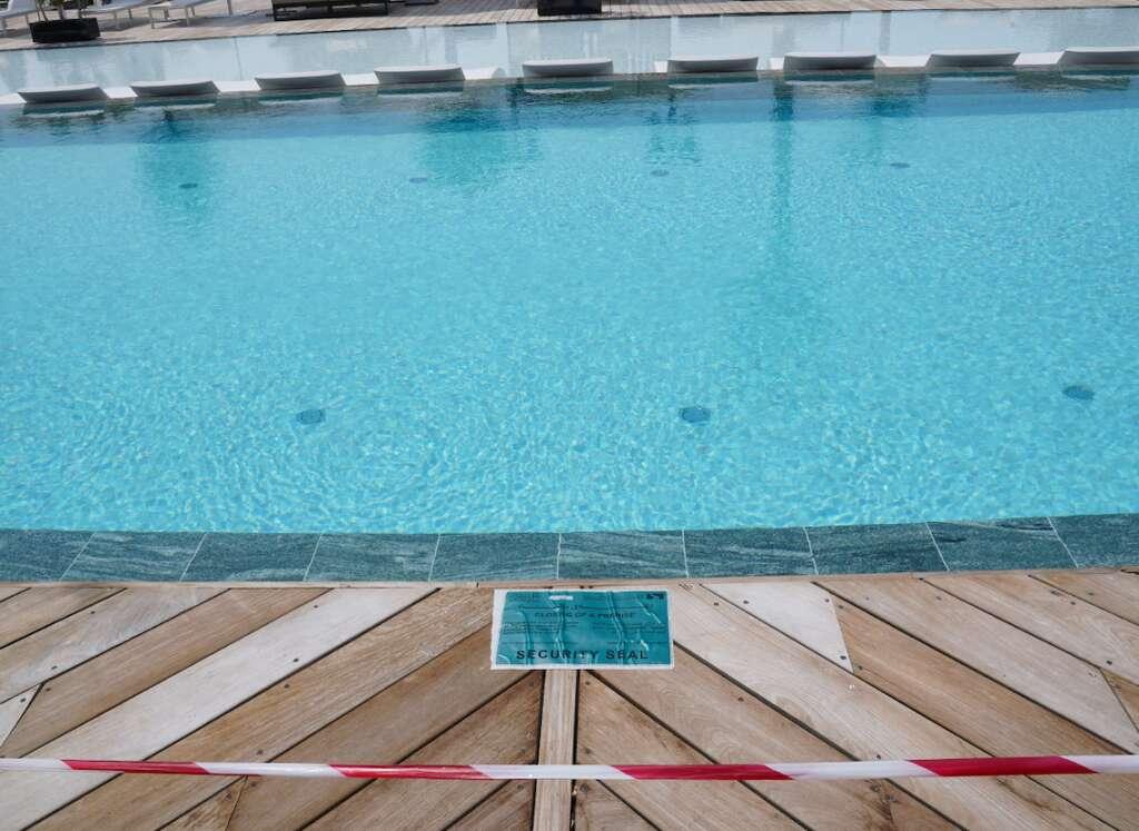 covid-19, coronavirus, swimming pool, fitness centre, health facility
