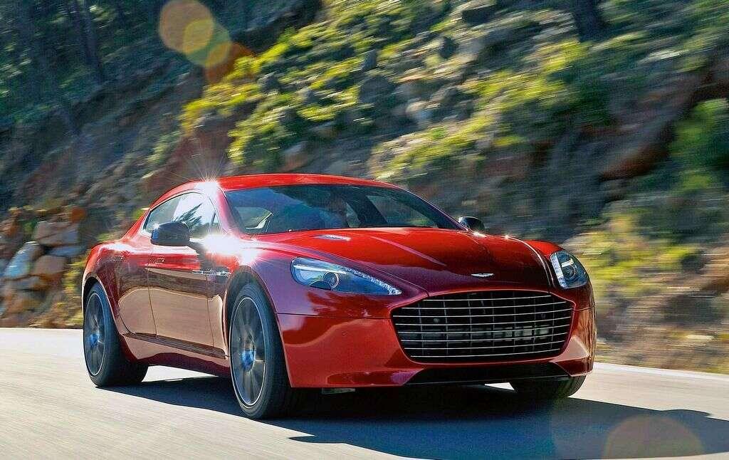 Car Review Aston Martin Rapide S Khaleej Times - Aston martin 4 door