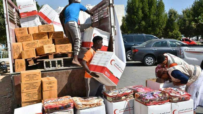 Arab Coalition to deliver urgent aid supplies to Hodeidah