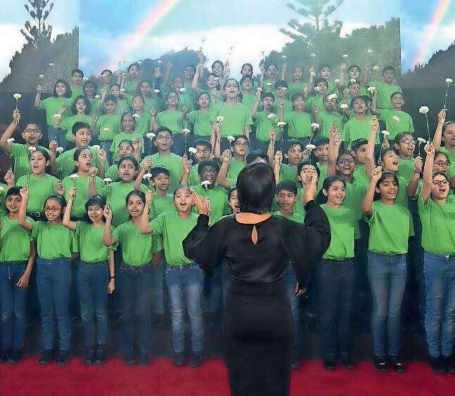 UAE school, role model, 46 UK schools, world's first UN climate change-certified school, Dubai, Kindergarten Starters School