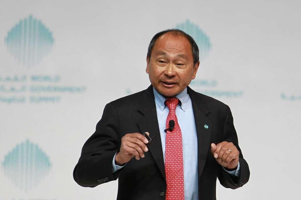 Gulf states show way forward with stabilty: Fukuyama