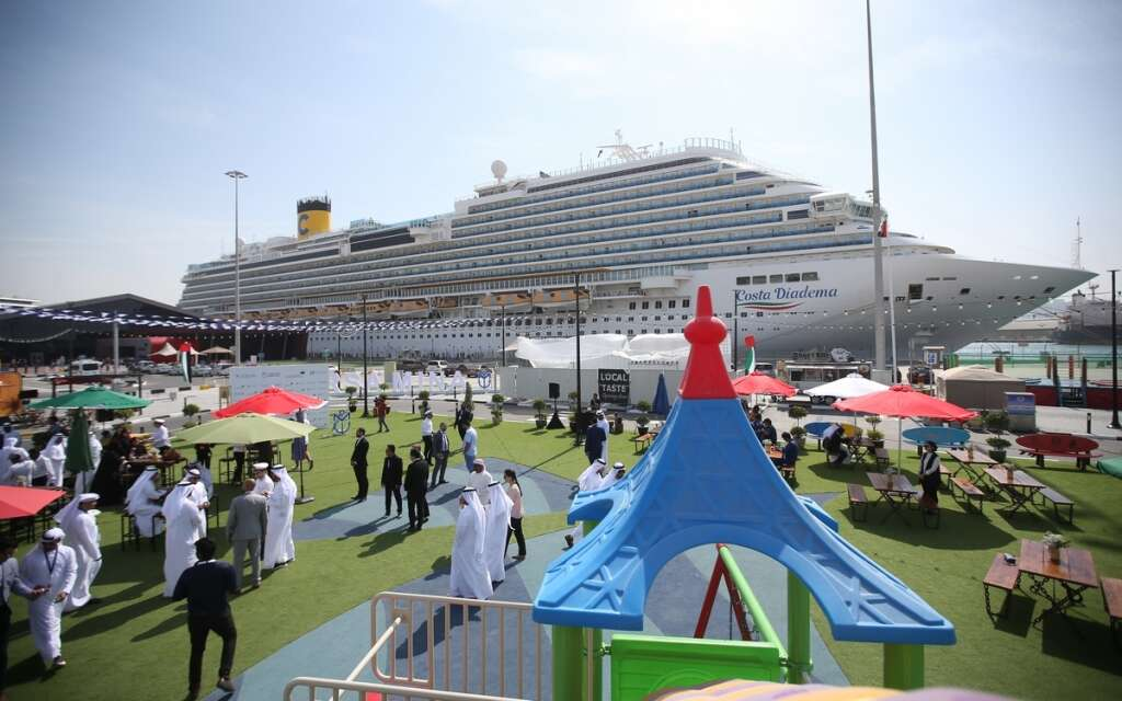 Abu Dhabi new waterfront ?destination with wow factor