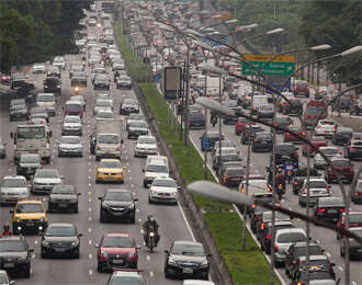 Wood fires and diesel cars pose pollution threat
