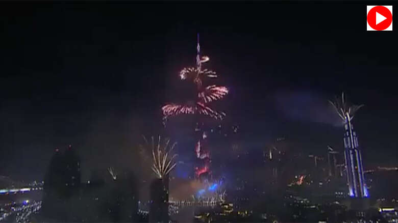 Dubai to welcome New Year with bigger fireworks