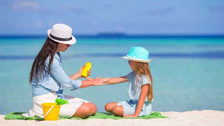 Sunscreen chemicals seep into bloodstream, but impact unclear
