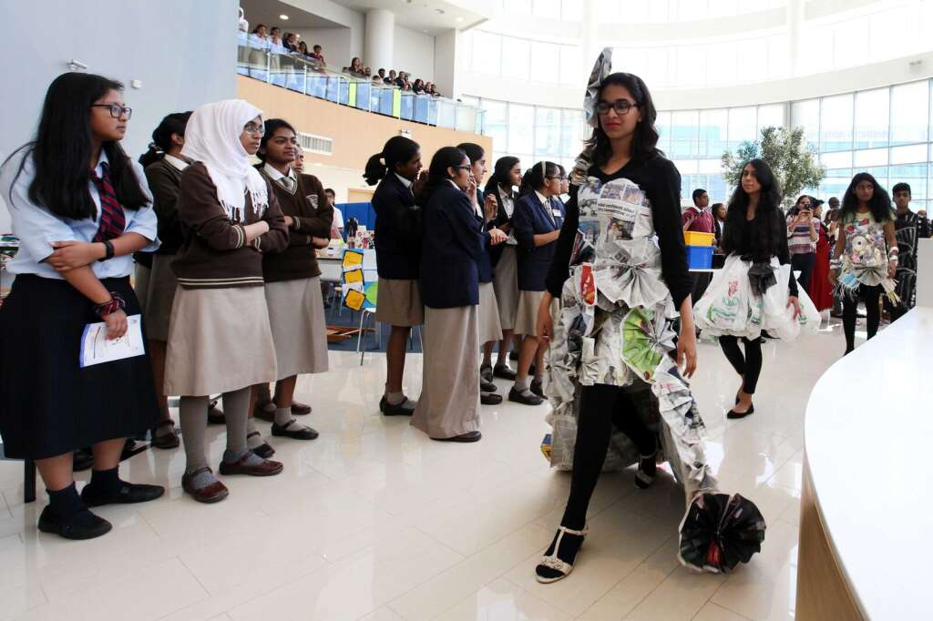 Little inventors shine at Makers Day