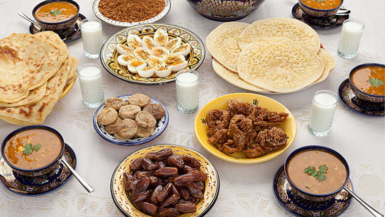 How can we minimise food wastage during iftar?