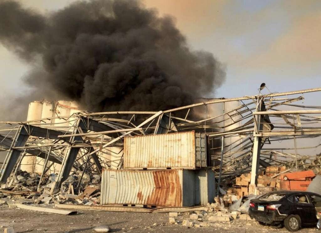 Volunteers, sought, help, rebuild, Beirut