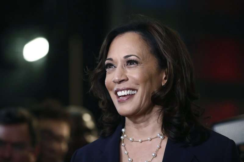 joe biden, named, California senator, kamala harris, running mate, history, first, black woman, compete, major, presidential ticket, united states, election