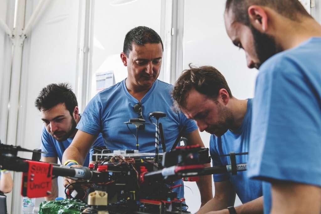Best bots, drones, Abu Dhabi, Dh18m challenge, Mohamed Bin Zayed International Robotics Challenge, advanced innovations, robotics technologies
