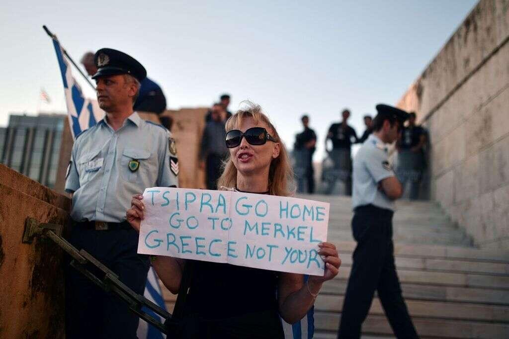 Greece may lift capital controls
