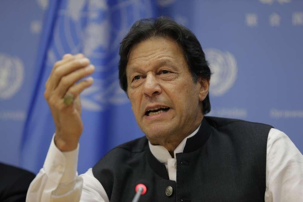 Pakistan, Imran Khan, student unions, Student Solidarity March
