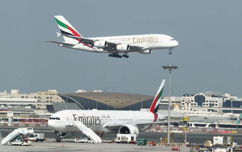 Emirates, Etihad, Air Arabia, FlyDubai