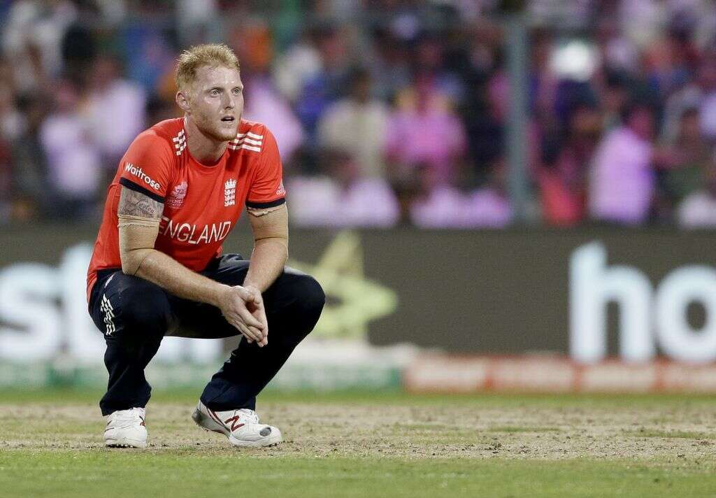 I have just lost the T20 World Cup: England all-rounder Stokes