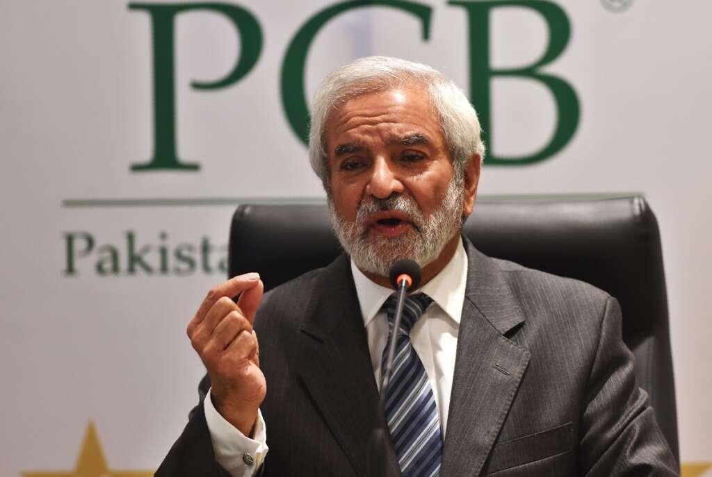 Ehsan Mani, Pakistan , Pakistan Cricket Board, Sri lanka