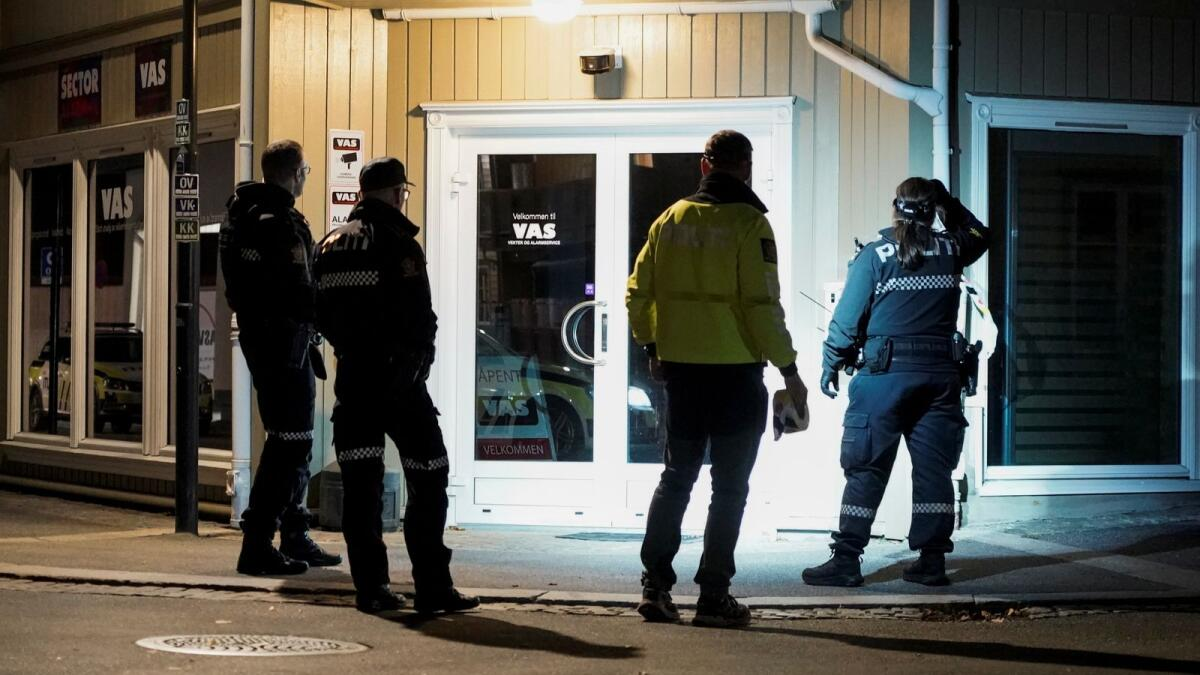 Danish man suspected of killing 5 with bow-and-arrow in Kongsberg
