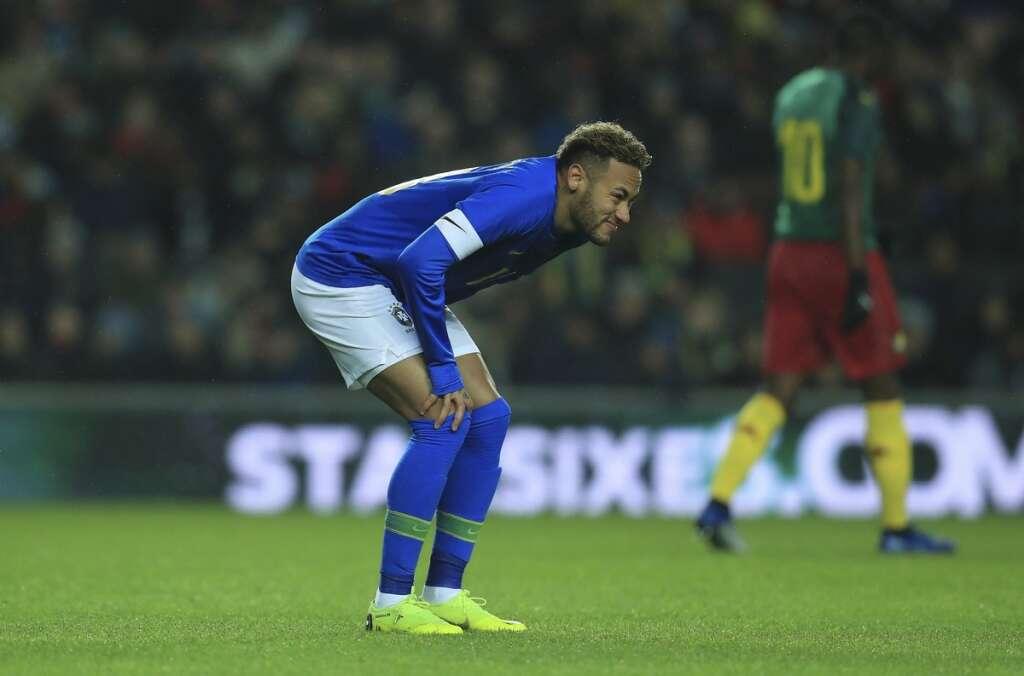 Neymar, Mbappe injured ahead of PSG-Liverpool clash