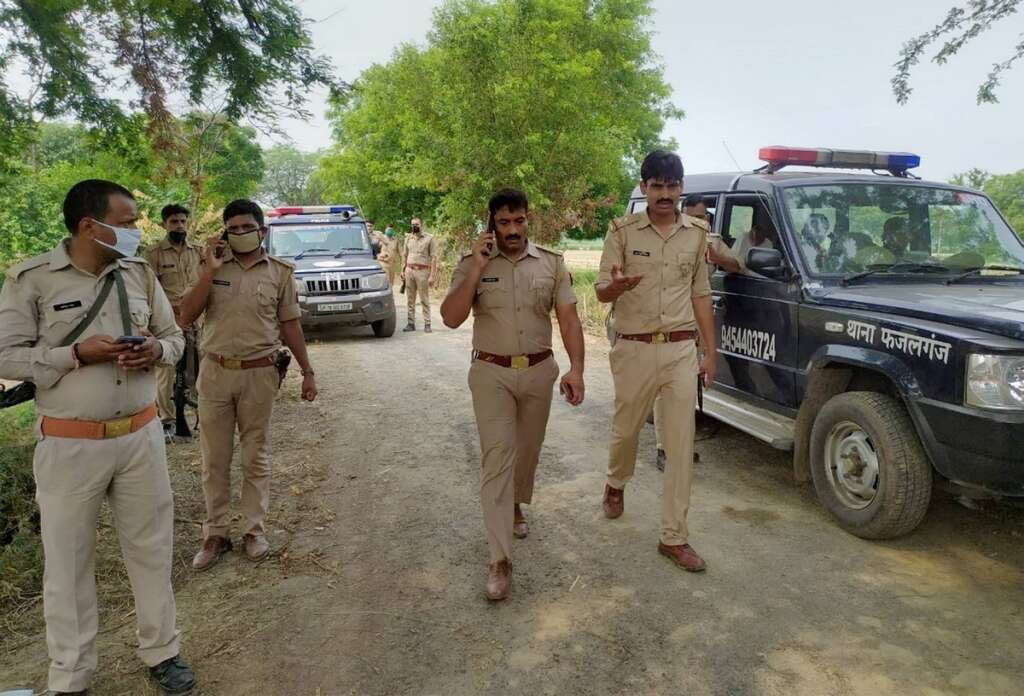 Ambush, Policemen, criminals