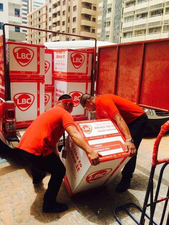 FGB, LBC Express tie-up for cargo services - News | Khaleej