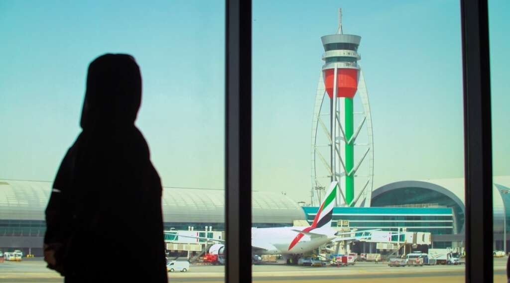 Video: Dubai Airports Celebrates UAE Womens Day