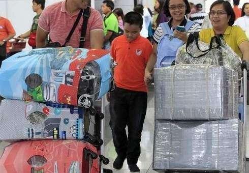 UAE Filipinos, sending balikbayan boxes is VAT-free - Khaleej Times