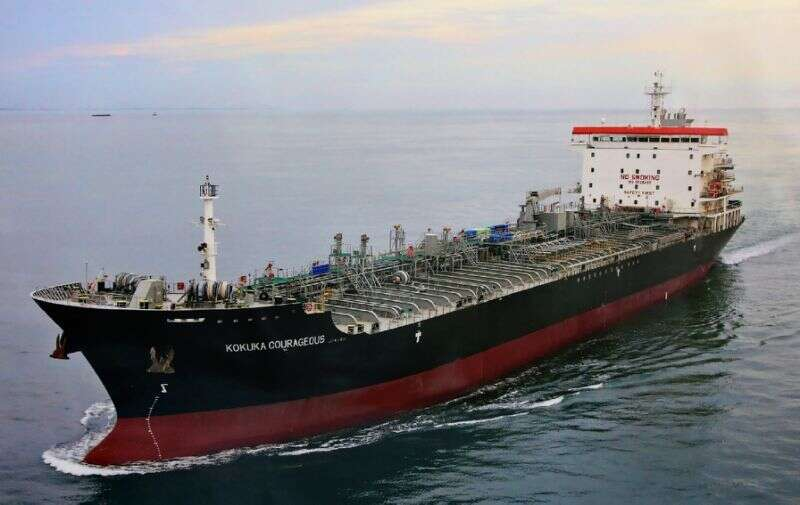 Oil tankers damaged in attacks arrive safely off UAE coast