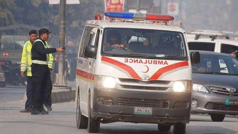 Pakistan,gas clyinder blast, fire