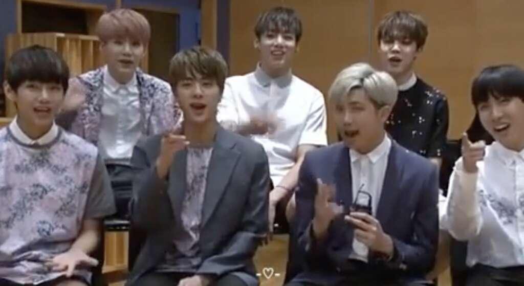 K-Pop band BTS' Ramadan greeting video goes viral - Khaleej Times