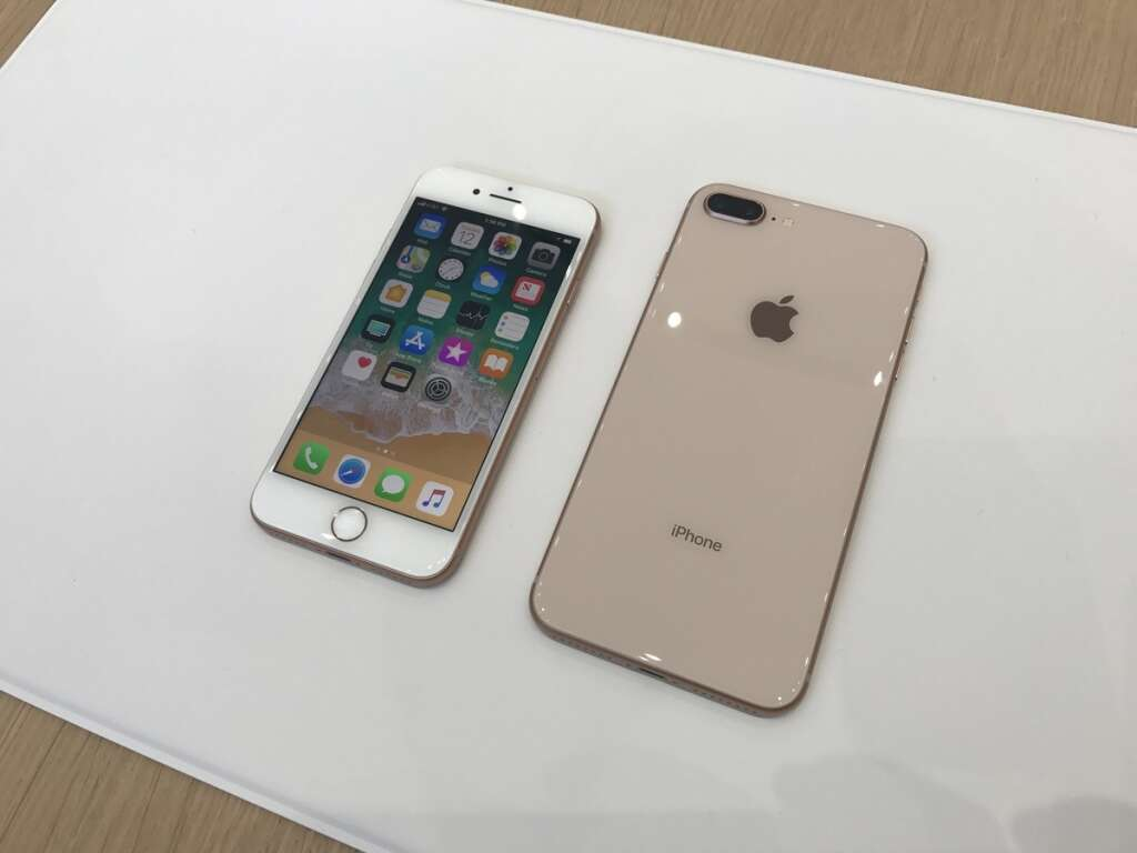 REVIEW: iPhone 8 and 8 Plus - Khaleej Times