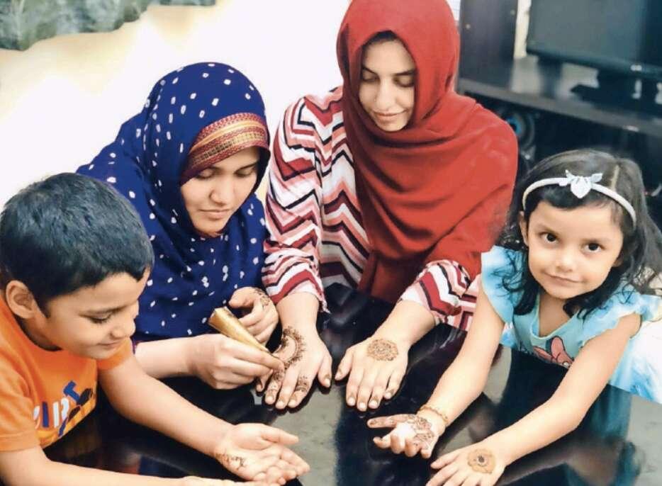 Home, safe Eid, celebrated, Dubai, UAE