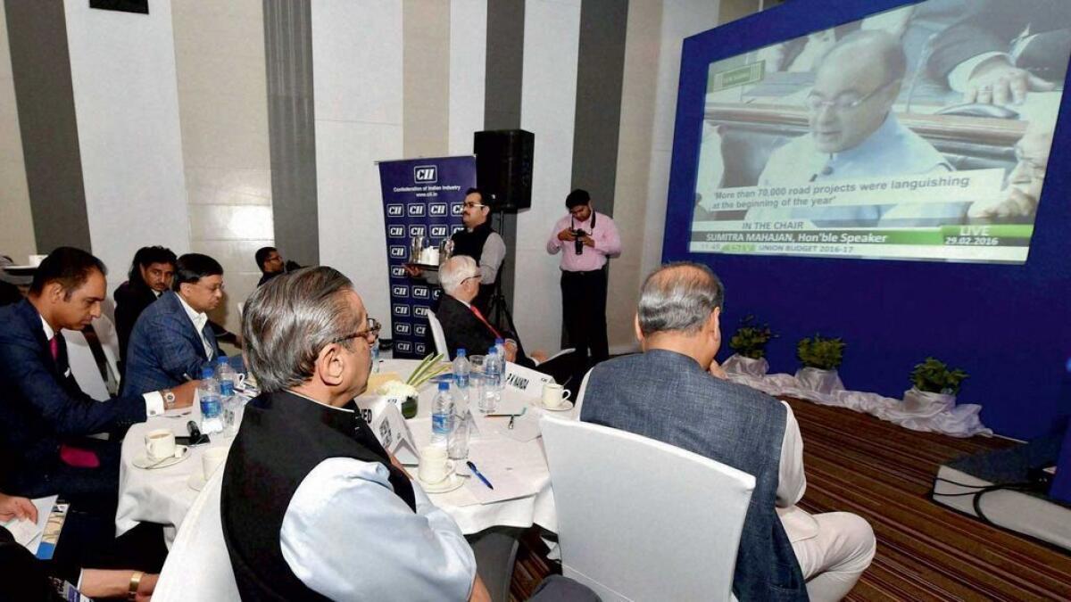 Dubai businessmen hail Indias budget