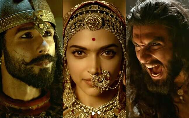 Padmaavat: A fairy-tale on big screen