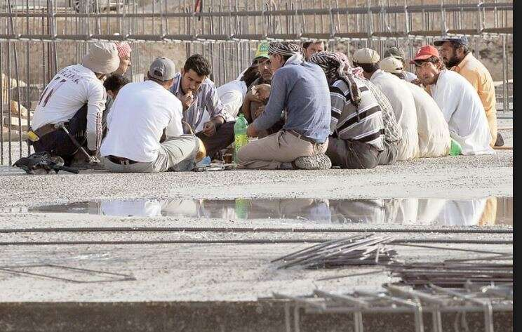 Top Indian official in Saudi Arabia to help stranded workers