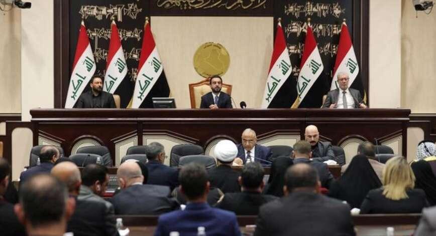 Iraqi parliament, Daesh, US troops