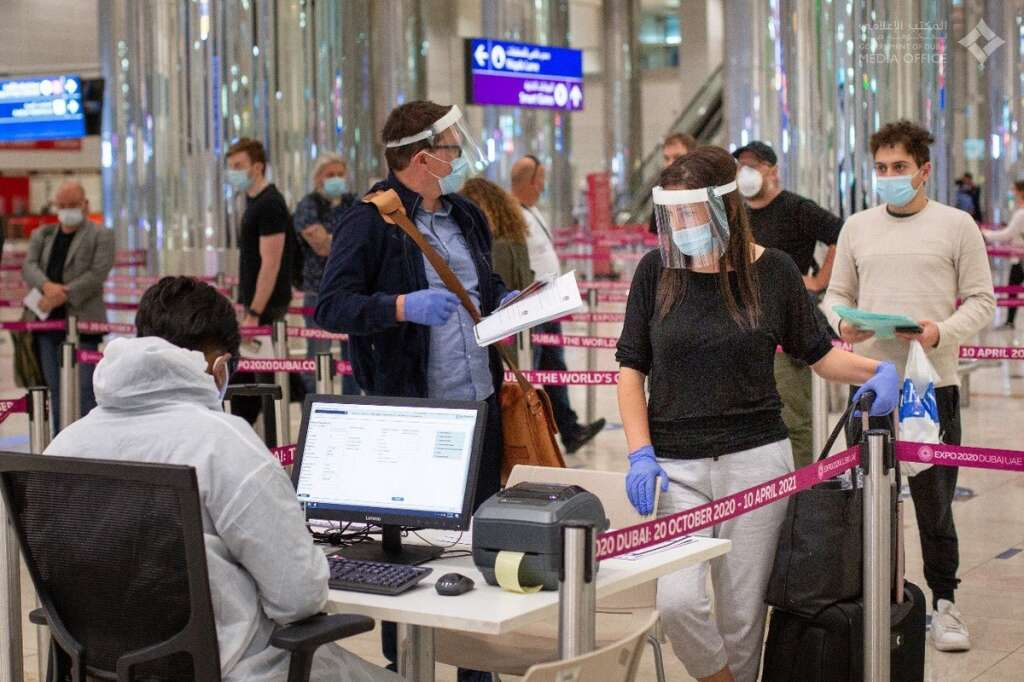 Photos, Dubai Airports, all set, welcome, tourists, from July 7,