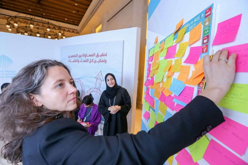 UAE Gender Balance Council on track to implement UN 2030 agenda