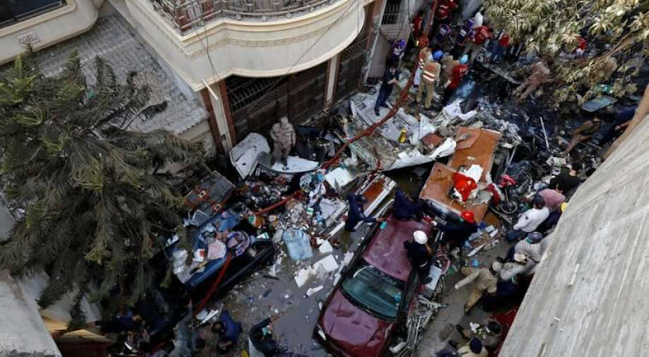 Pakistan plane crash, PIA,  crashed PIA