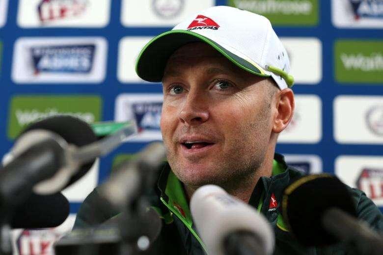 Michael Clarke, Kyly, social media, Australia, Australia captain, cricket