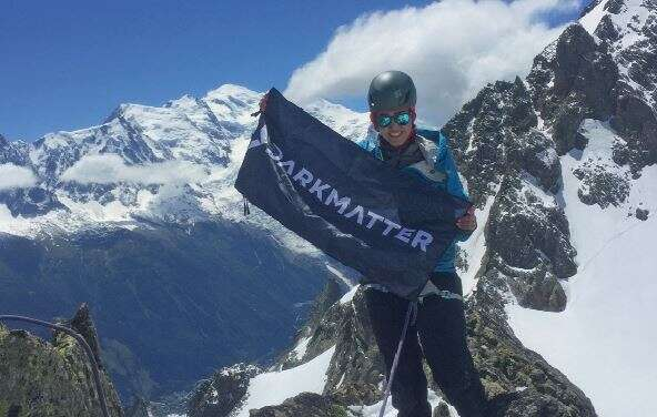 Young Emirati mother prepares to climb Everest