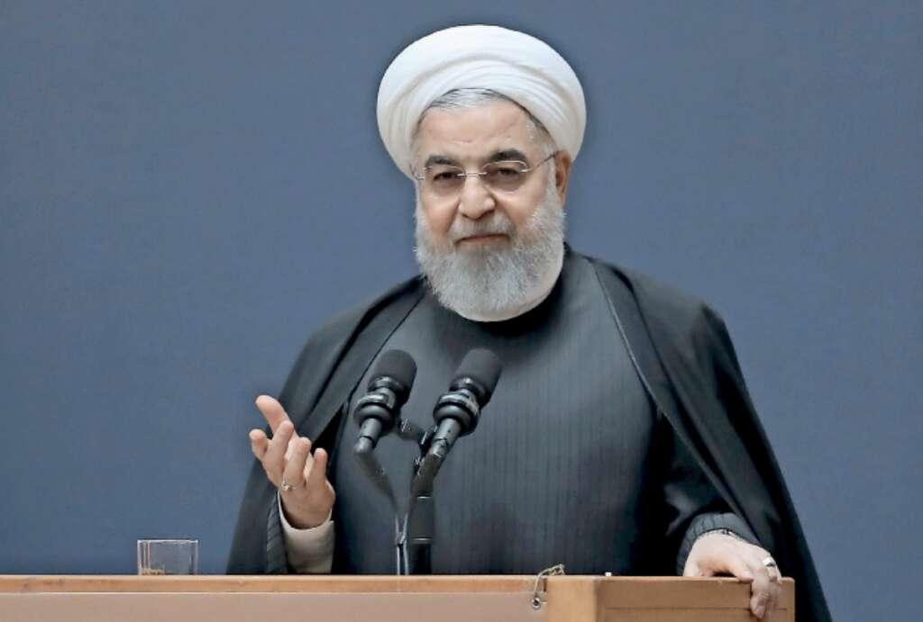 Rouhani, Iran armed forces, Iran, Iraq, Trump, Iran, Qasem Soleimani, Baghdad