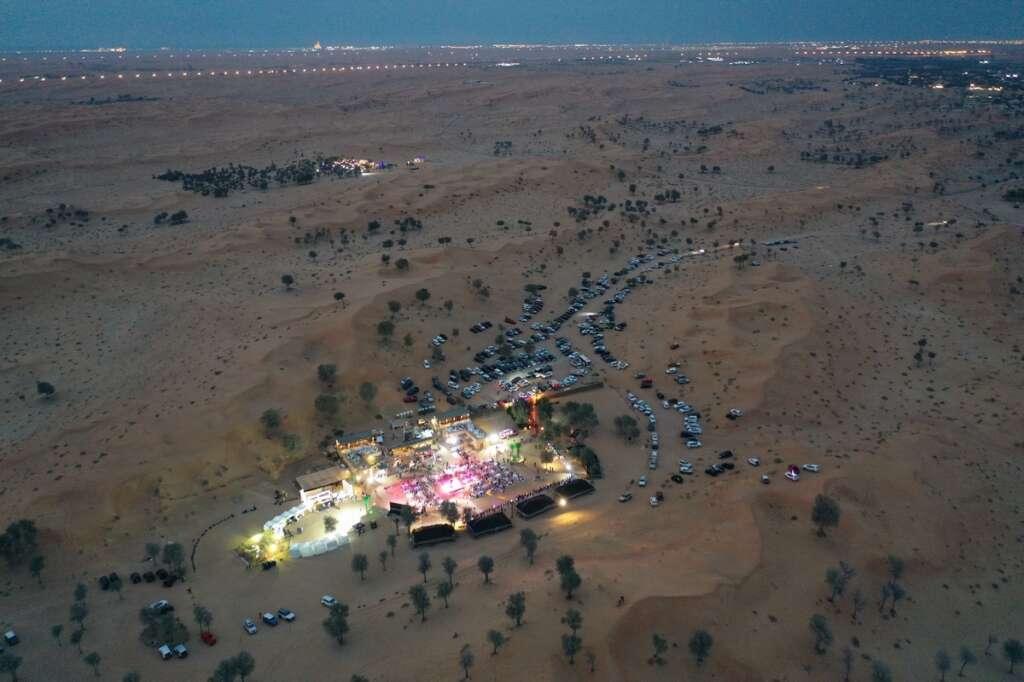 Khaleej  Times  Desert  Drive  2020,  event, information, Dubai, UAE,  Arabian desert
