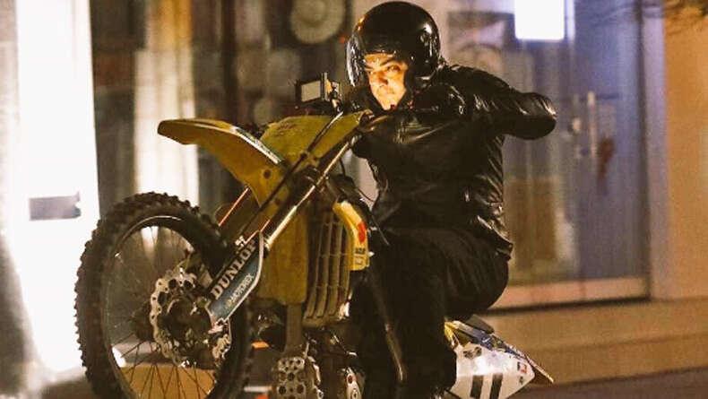 Ajith's daredevil biking stunt from his next goes viral - News ...