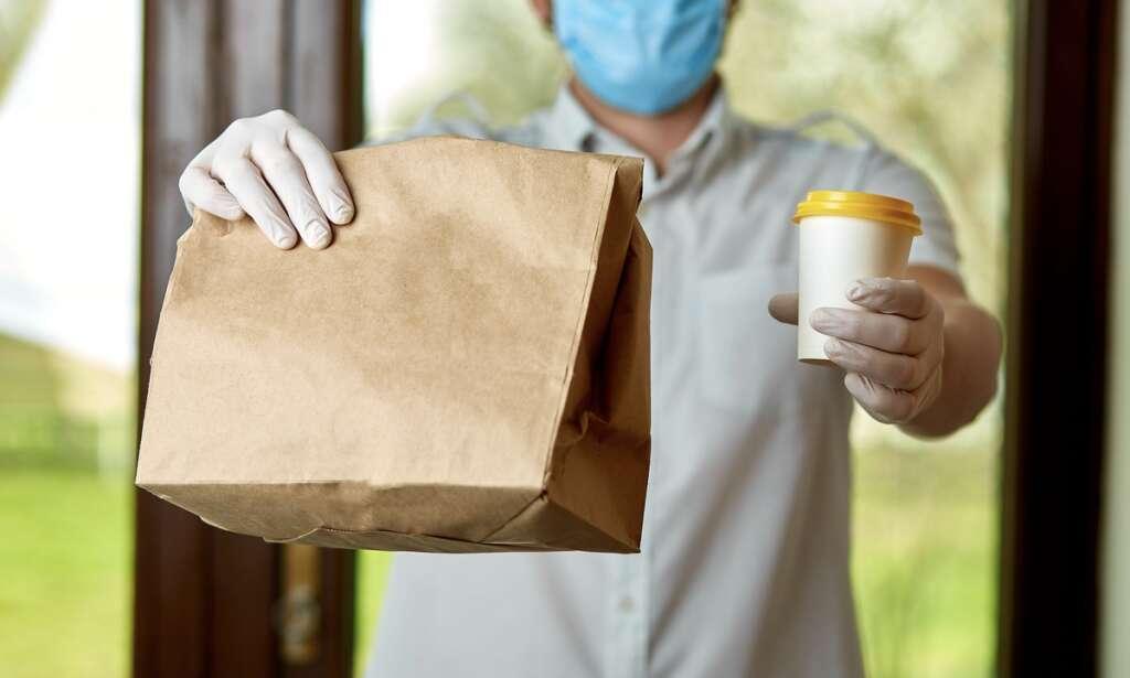 Newspaper deliveryman, New Jersey, covid-19
