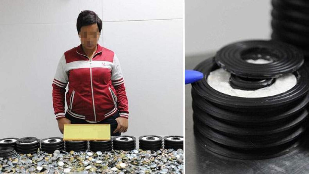 Woman arrested at Abu Dhabi Airport for smuggling cocaine