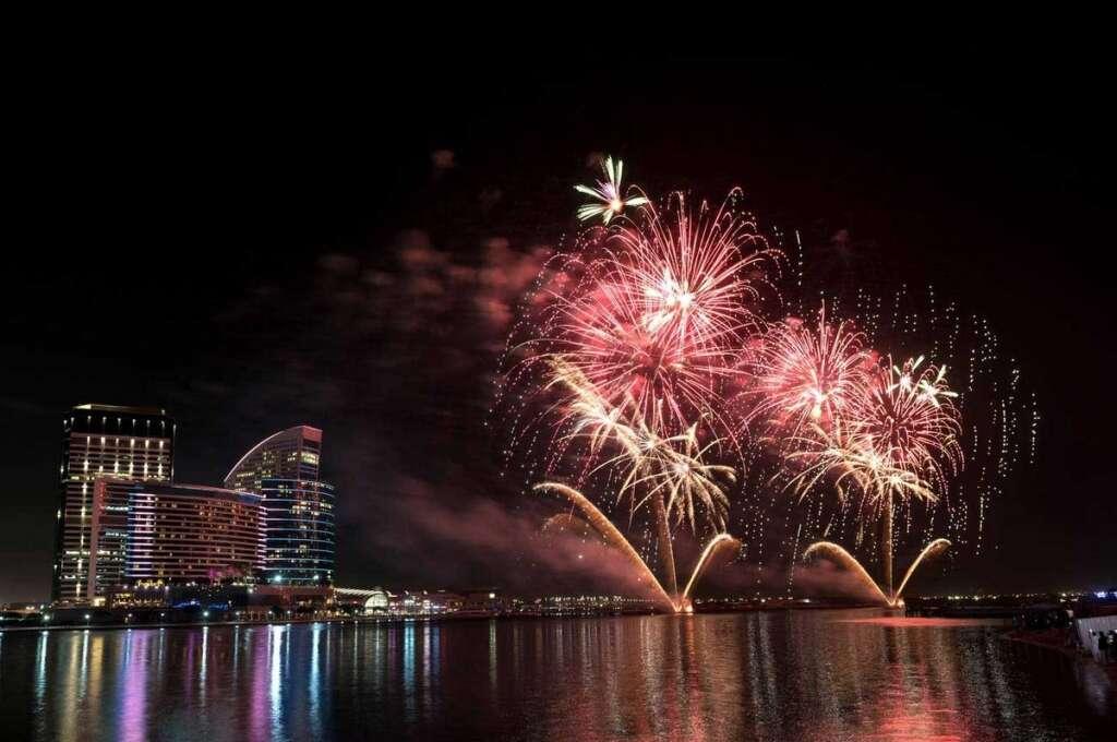 Eid Al Adha, fireworks, UAE, where to watch, festivities, Eid in Dubai,