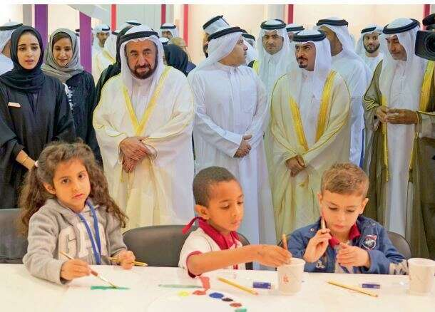 UAE children discover world of words and beyond