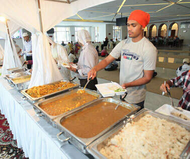 Dubai's Sikh temple aims to find a place in record books
